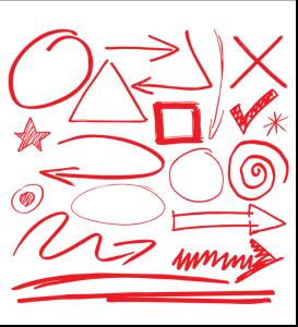 模組#24 手繪塗鴉圖片
